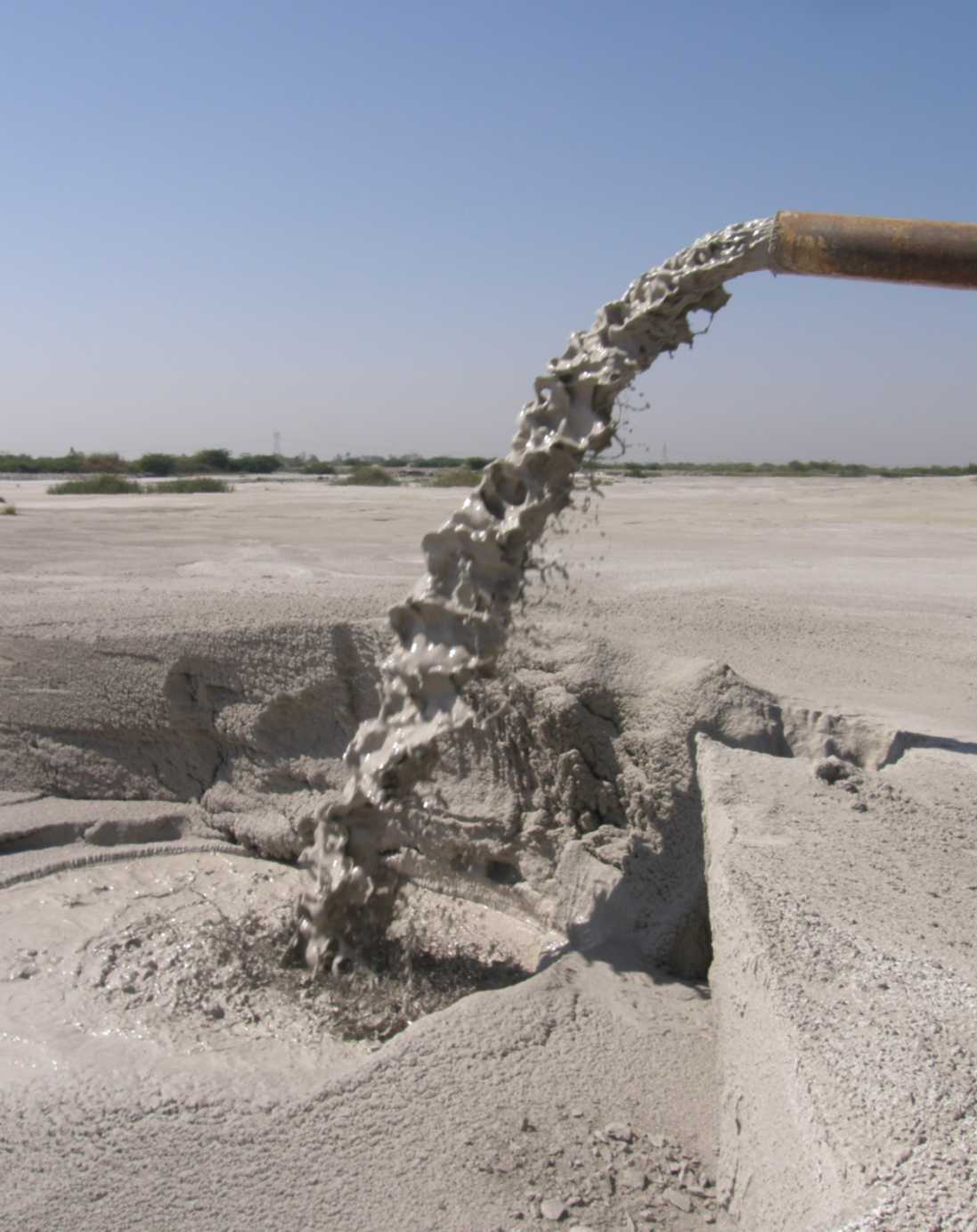 FlyAsh disposal