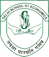 DepartmentGeography DelhiSchoolOfEconomicsDSE UniversityOfDelhi