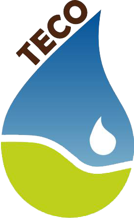Logo Teco brown